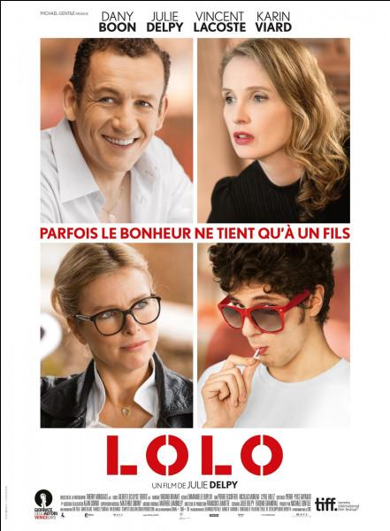 """Qui joue le rôle d'Éloi dit Lolo dans le film """"Lolo"""" ?"""