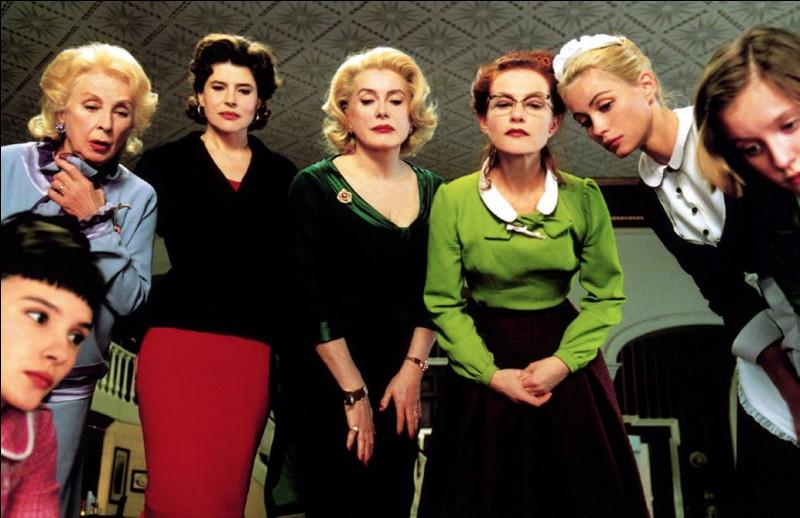 Une comédie policière musicale de François Ozon sortie en 2002. Quel est ce film ?