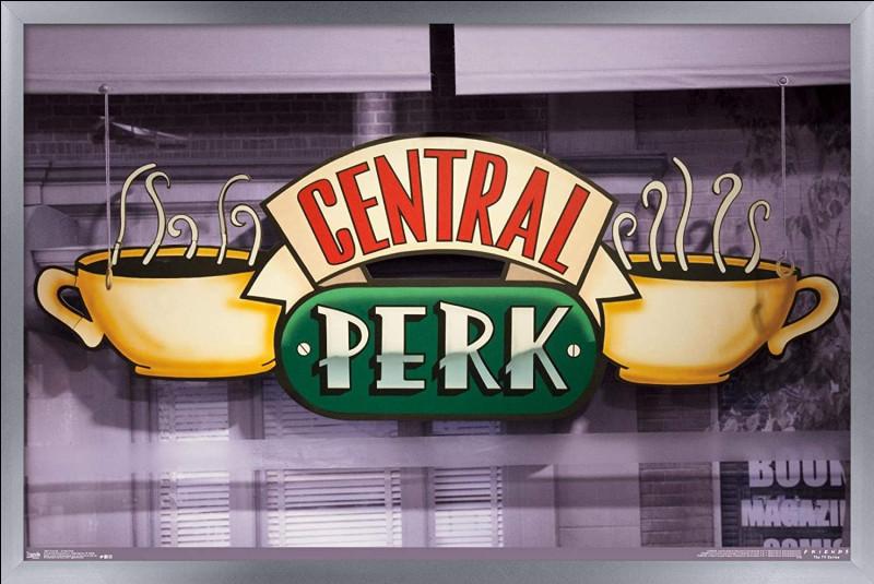 """Dans quelle ville se trouve le célèbre """"Central Perk"""" de la série Friends ?"""