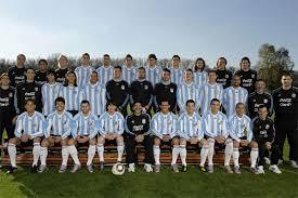 L'Argentine durant la Coupe du monde 2010