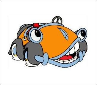 Comment s'appelle le taxi de Roger Rabbit ?