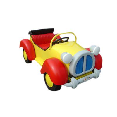 Des automobiles de dessins animés