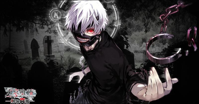 """Dans """"Tokyo Ghoul"""", quel ingrédient est le meilleur à ingurgiter en dehors du sang ?"""