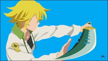 """Dans """"Nanatsu no Taizai"""", comment Meliodas a-t-il été destitué de Lostvayne ?"""
