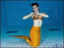 Il est possible de suivre des cours pour apprendre à nager comme une sirène !