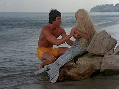 Dans quelle série télévisée américaine le personnage principal fait-il la rencontre d'une sirène ?