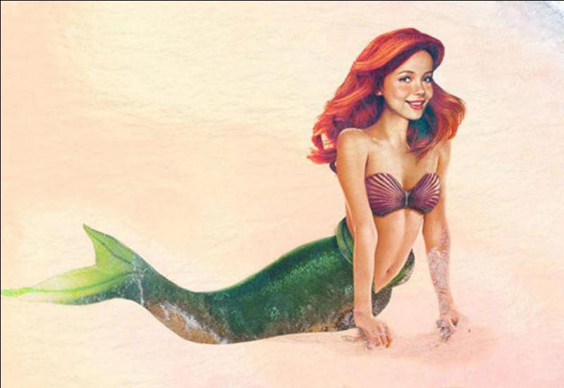 Comment s'appelle la Petite Sirène de Disney ?
