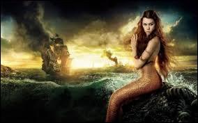 Dans quel volet de la saga Pirates des Caraïbes y a-t-il des sirènes ?