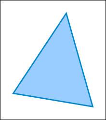 Vrai ou faux : les triangles