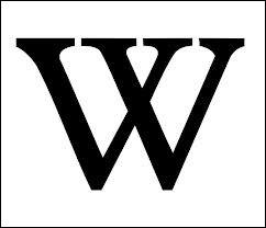 """À quoi associez-vous ce """"W"""" ?"""