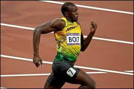Quelle est la nationalité d'Usain Bolt, recordman du monde du 100 m en 9'58 ?