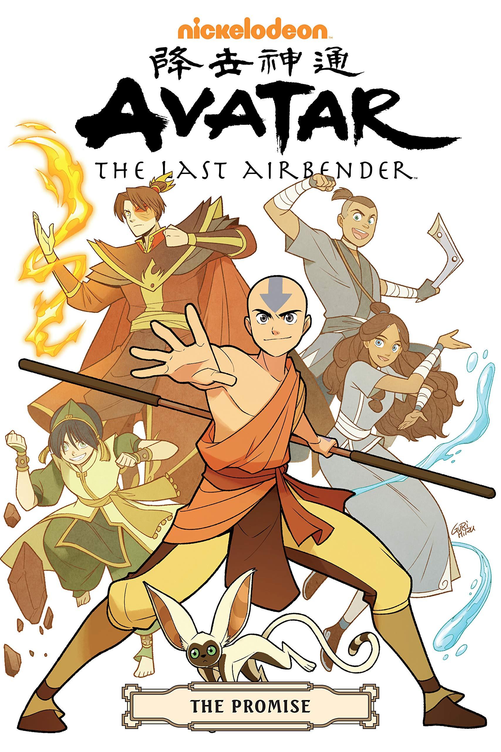 «Avatar Le Dernier Maître de l'air » : quel élément te correspond ?