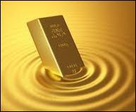 Quel est le symbole chimique de l'or ?