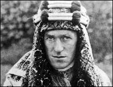 Quel acteur a incarné Lawrence d'Arabie dans le film éponyme sorti en 1962 ?
