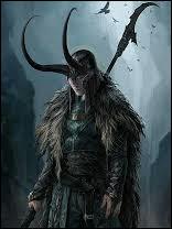 Dans la mythologie nordique, à quoi ressemble Fenrir, le fils de Loki ?