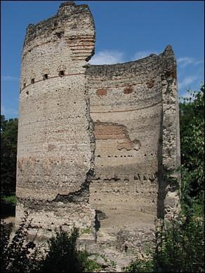Voici la « Tour de Vésone » à Périgueux, bâtie au Ier siècle de notre ère. Qu'était ce bâtiment à l'origine ?