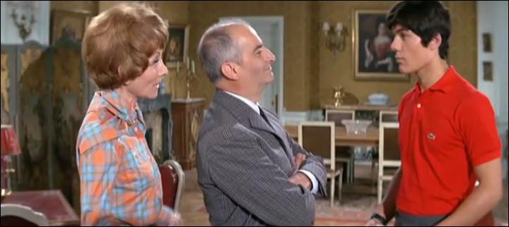 Dans quel film incarne-t-il Charles Bosquier ?