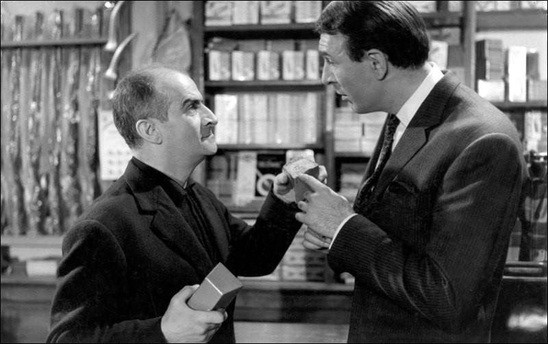 Dans quel film tient-il le rôle de Victor Garnier ?