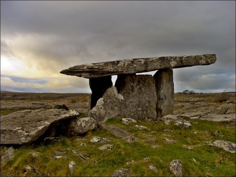 Des dolmens ou des menhirs, lesquels ont la forme d'une table ?
