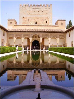 Où se trouve l'Alhambra ?