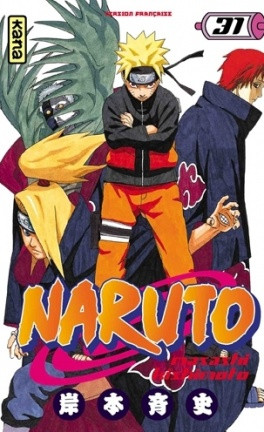 Les titres des tomes 31 à 40 de ''Naruto''