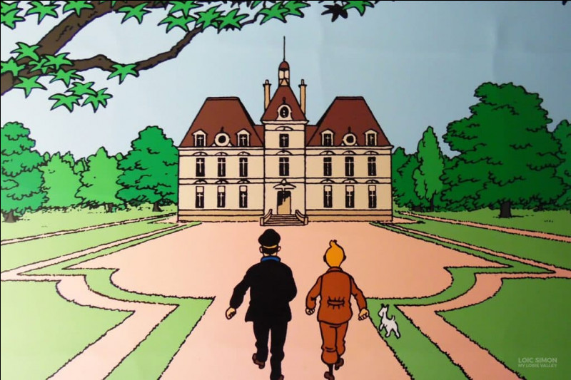 Où habite Tintin ?