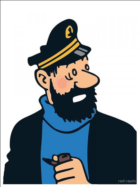 Dans quel tome Tintin rencontre-t-il le capitaine Haddock ?