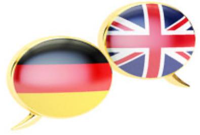 Anglais ou allemand ?