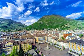 Ville italienne du Tyrol du Sud :