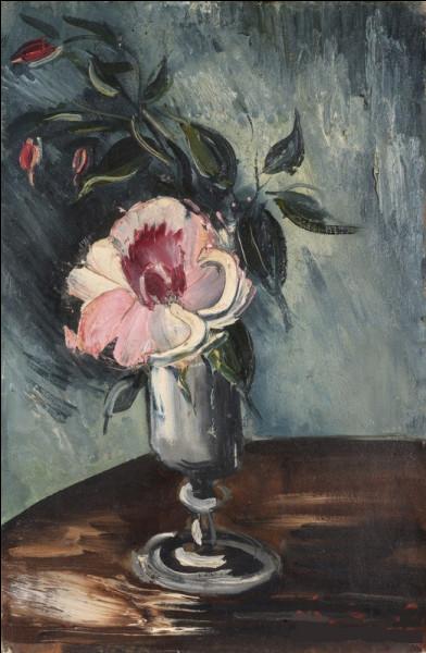 """Qui a peint cette """"Fleur"""" ?"""