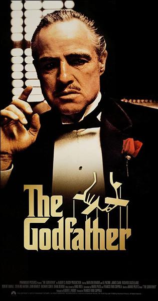"""Qui est le réalisateur du film """"The Godfather"""", sorti en 1972 ?"""