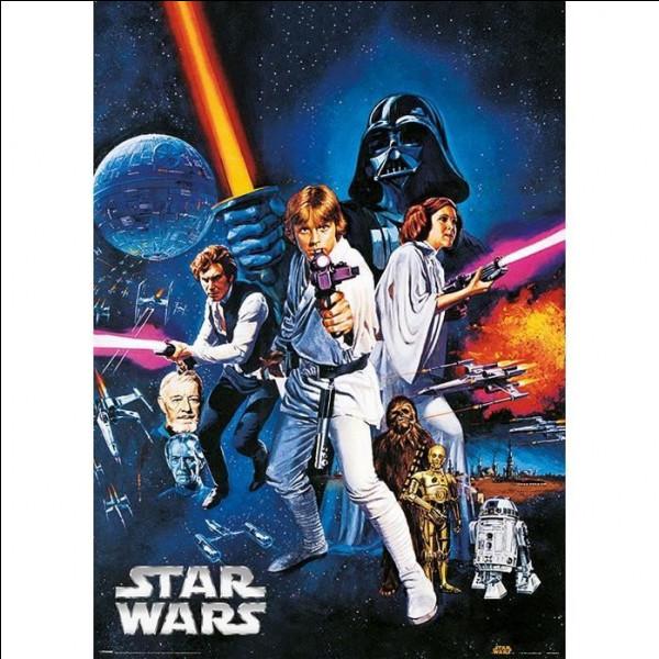 """Qui est le réalisateur du film """"Star Wars Episode IV : A New Hope"""", sorti en 1977 ?"""