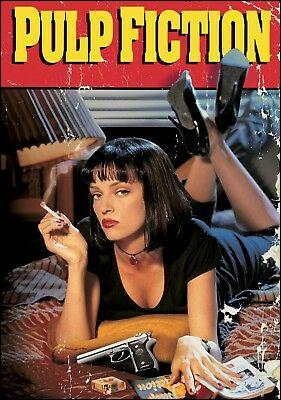 """Qui est le réalisateur du film """"Pulp Fiction"""", sorti en 1994 ?"""