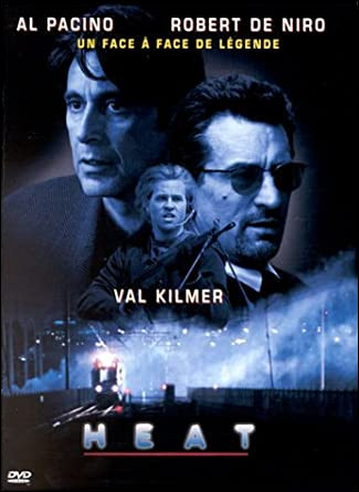 """Qui est le réalisateur du film """"Heat"""", sorti en 1995 ?"""