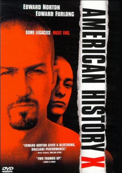 """Qui est le réalisateur du film """"American History X"""", sorti en 1998 ?"""