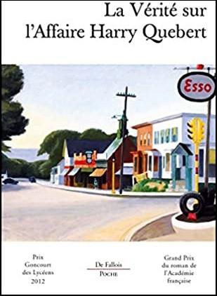 """Quel est l'auteur du livre """"L'Énigme de la chambre 622"""" ? (2020)"""