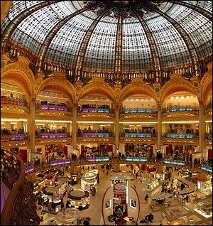 Quel est le 1er grand magasin créé à Paris en 1838 ?