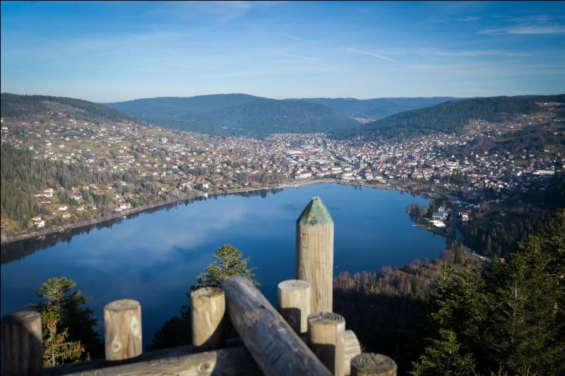 Quel est le nom des habitants de Gérardmer (Vosges) ?