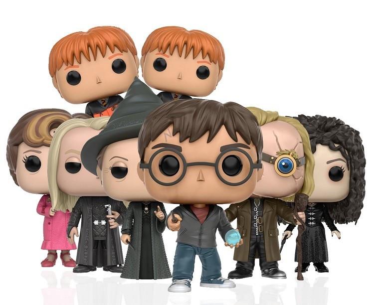 Quiz de rapidité Harry Potter : les Pops