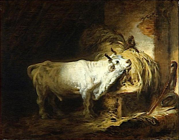 """Qui a peint """"Le Taureau blanc"""" ?"""