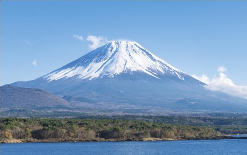 Comment s'appelle ce volcan ?
