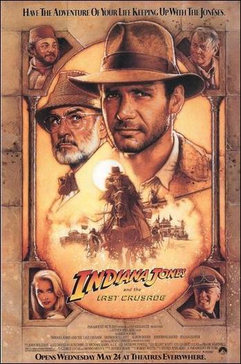 La musique d' Indiana Jones et la derniere croisade a été composé par :