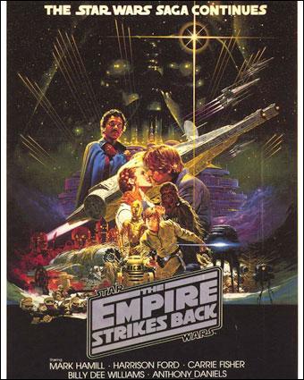 La musique de L'Empire contre-attaque a été composé par :