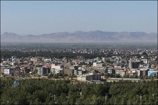 Le district de Ghoryan est un district administratif turkmène.
