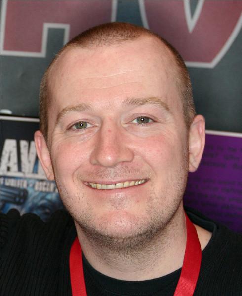 C'est le scénariste britannique Garth Ennis qui a créé la série de comics Preacher.