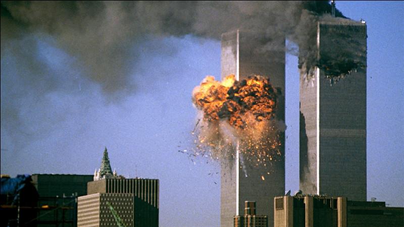 Près de 3000 personnes sont mortes lors des attentats du 11 septembre 2001.