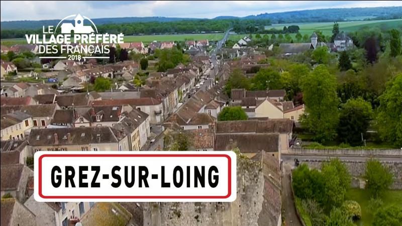 Les habitants de Grez-sur-Loing sont appelés les Grézois et les Grézoises.