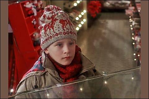 Qu'a voulu acheter Kevin quand il est allé au magasin la première fois ?