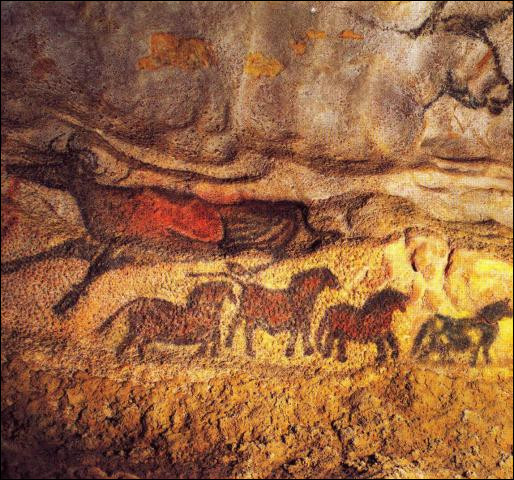 Quels ingrédients naturels utilisaient les hommes des cavernes pour peindre ou dessiner sur les parois ?(Plusieurs réponses possibles)