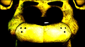 """Comment avoir le """"jumpscare"""" de Golden Freddy dans Fnaf 1 ?"""